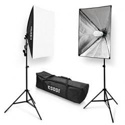 Deyatech Stil Life Masa 100x200cm Softbox Kit