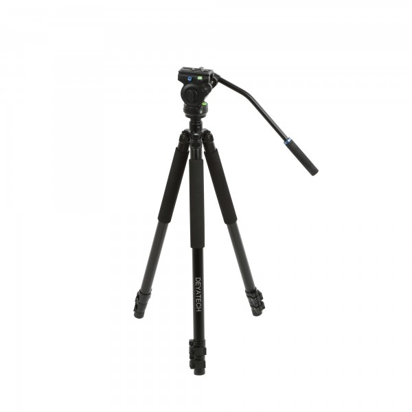Deyatech 2m 601y Pro Plus Video Kamera Tripodu
