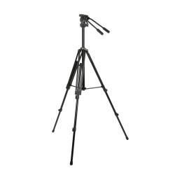 Deyatech 9909 Professional Tripod Video Kamera Tripod