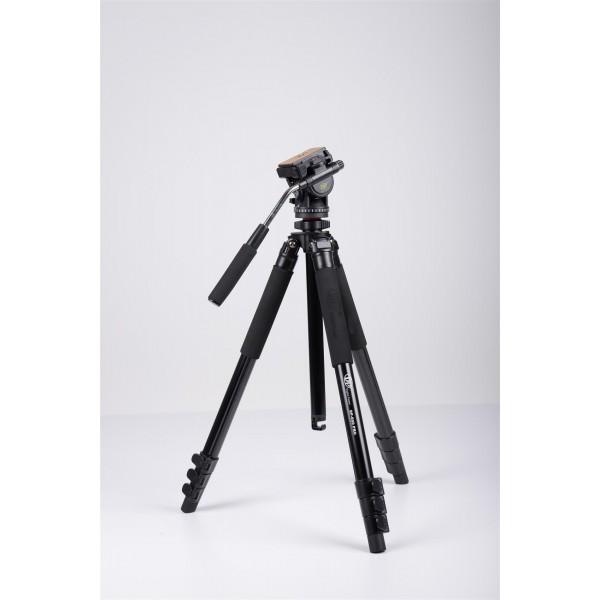 Deyatech Dp 600  Tripod Professional Video Kamera Tripodu