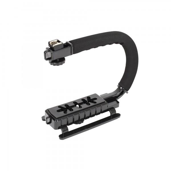 Deyatech Pro Stabilizer El C-Stabil Bracket Video Kamera Kamera DSLR'ye Uygundur