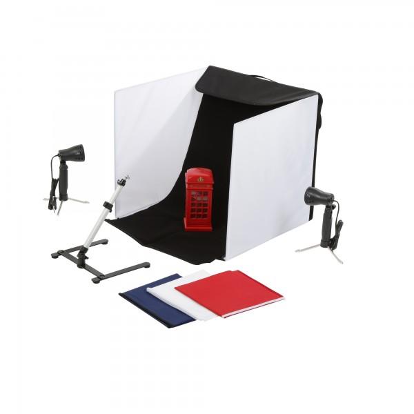 Ürün Çekim Çadırı 40x40 Pro Katlana Bilir Stüdyo