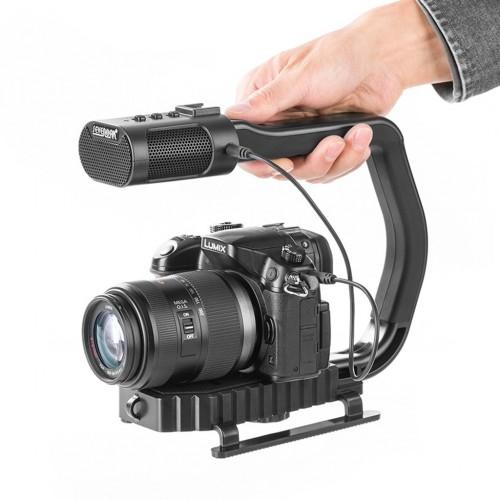 Sevenoak MicRic,C Stabilizer video Grib Handle Mikrofon