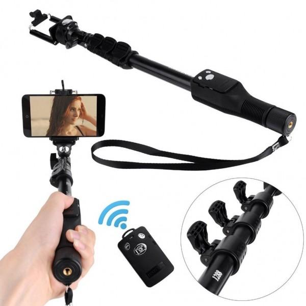 Yunteng Vct -1288 ProPlus Selfi  Monopod Bluetooth Kumanda