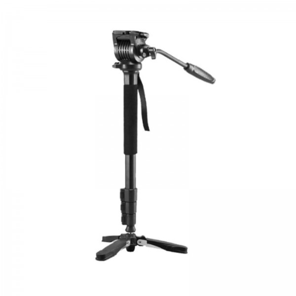 Deyatech Weifeng 3978m Video Kamera Monopod Pro 145cm Monopod