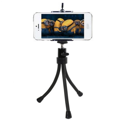 Akrobat Küçük Boy Ahtapot Tripod Çep Telefonu ve Kamera Tripodu