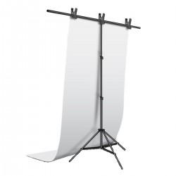 Deyatech 100cmx200cm PVC Beyaz Fon