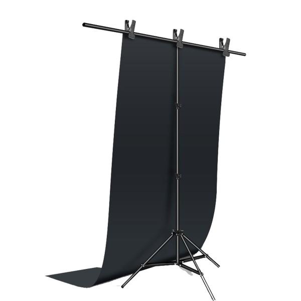 Deyatech 70cmx80cm PVC Siyah Fon